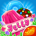 Cover Image of Download Candy Crush Jelly Saga APK