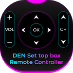 Download DEN Set Top Box Remote Controller APK