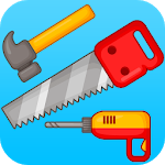 Download Kids Learn Professions 👮♂️👩🏫👨🚒👨🍳👩⚕️ APK