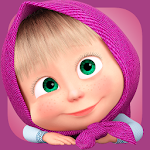 Download Masha and the Bear. Games & Activities APK