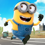 Cover Image of Download Minion Rush: Despicable Me Official Game APK
