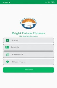 Download Bright Future Class APK