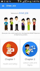 Download Shwe Job - English language APK