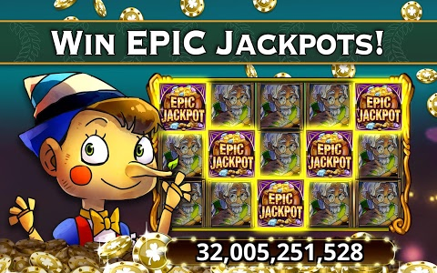 Download Slots: Epic Jackpot Slots Games Free & Casino Game APK